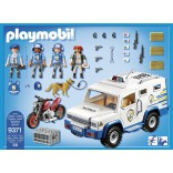 Playmobil City Action Vehículo Blindado ( 9371 )