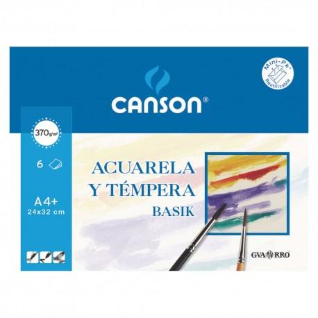 Minipack Acuarela y Témpera Canson