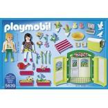Playmobil- Cofre Tienda de Flores,  (5639)