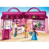 Playmobil Maletín Tienda de Moda-6862