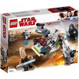 LEGO Star Wars - Pack de combate: Jedi y soldados clon (75206)