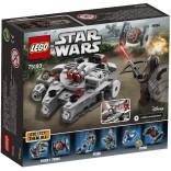 LEGO- Millenium Falcon Microfighter Star Wars (75193)