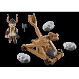 Playmobil Bocón con Catapulta