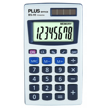 Calculadora Plus Office BS-95