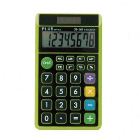 Calculadora Plus Office SS-165
