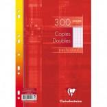 Recambio seyes Hojas Dobles 300 páginas Multitaladro A4 (21x29,7 cm)