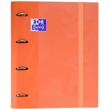 OXFORD TOUCH EUROPEANBINDER CARPETA DE 4 ANILLAS A4 CON GOMAS